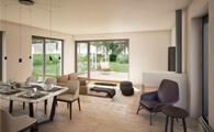 Innenarchitektur modern design wohnzimmer