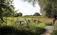 Konzept für Essbare Rastplätze in der Fahrrad-Region Hannover
