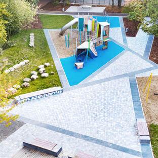 Spielplatz Schollweg Hannover Tag der Architektur 2018