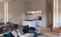 Visualisierung für BEAU SARL-chora blau visualisierung hannover-innenarchitektur luxemburg-sandra kapp-apartment