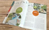 Artikel in der playground-landscape-Playground Landscape-Ausgabe 02-2019-chora blau-polygonien