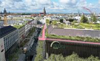 kulturhauptstadt 2025-chora blau-hierjetztalle-roofwalk-hannover