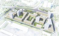 chora blau-ifuh-howoge-belle epoque-überflugperspektive-Masterplan Gehrenseestrasse Berlin 4
